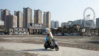 上海拆迁旧房和新房