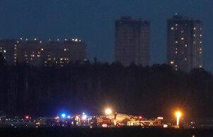 俄罗斯客机紧急迫降后起火 致41人遇难