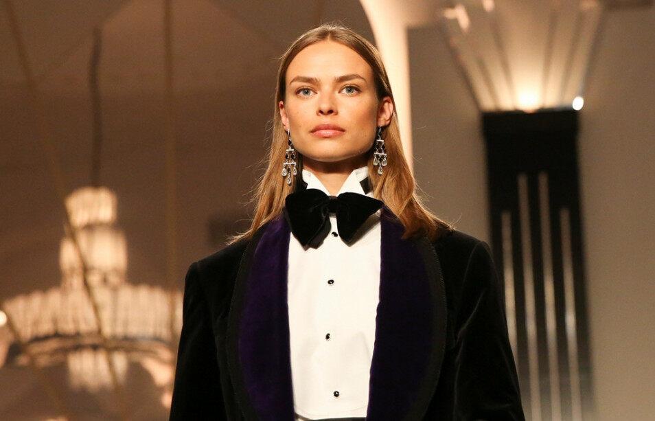 2020纽约时装周:Ralph Lauren 2019秋冬系列秀场直击