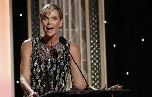 第23届好莱坞电影奖(HFA)颁奖典礼:查理兹·塞隆获终身成就奖