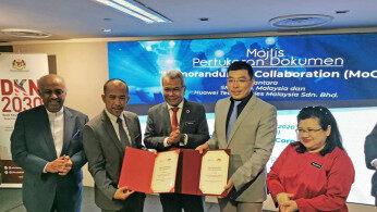 华为引领马来西亚中小企业全面实现数字化转型