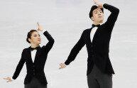 2020花滑四大洲赛韩国首尔揭幕 中国选手王诗玥柳鑫宇列第四