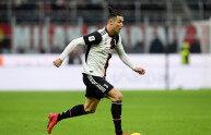 意大利杯半决赛首回合:AC米兰平尤文图斯