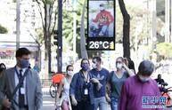 巴西新冠确诊病例超316万例