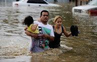 美国中部发生洪灾造成70人死亡