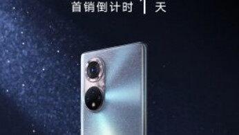 荣耀50/50 Pro今日首销:1亿像素主摄+100W超级快充加持