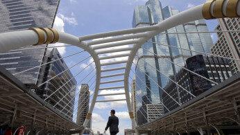 泰国房地产市场蒸发47亿美元